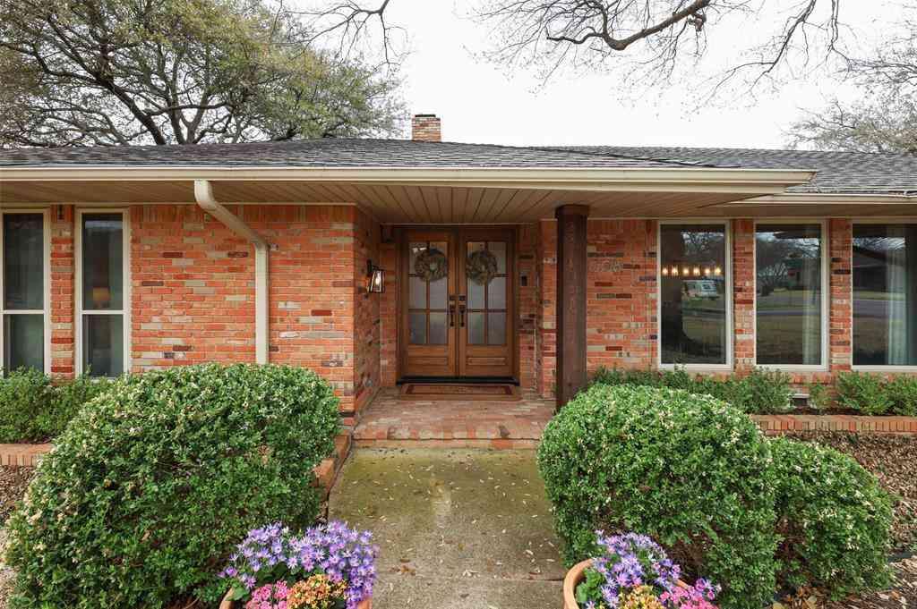 4008 Willow Ridge Drive, Dallas, TX, 75244,