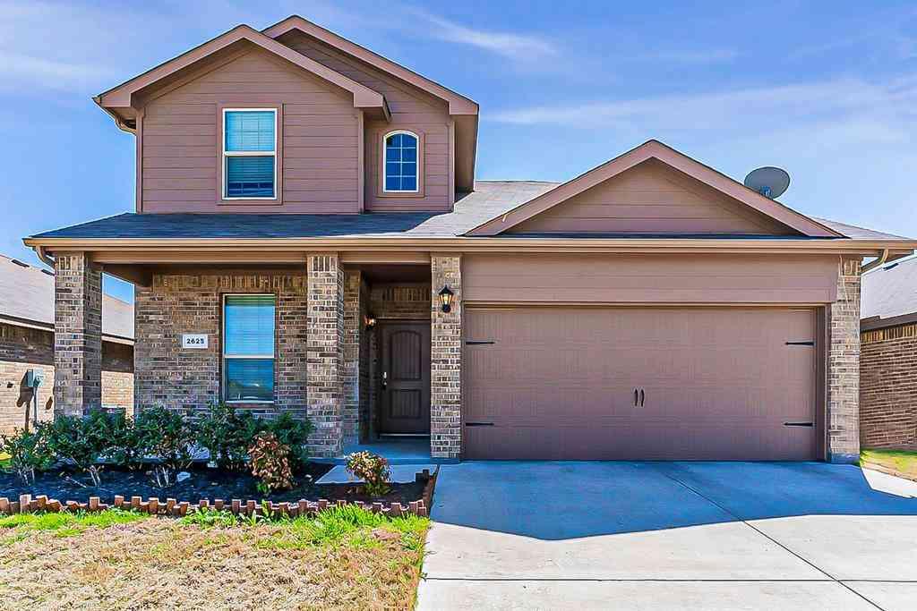2625 Swift Creek Drive, Fort Worth, TX, 76123,