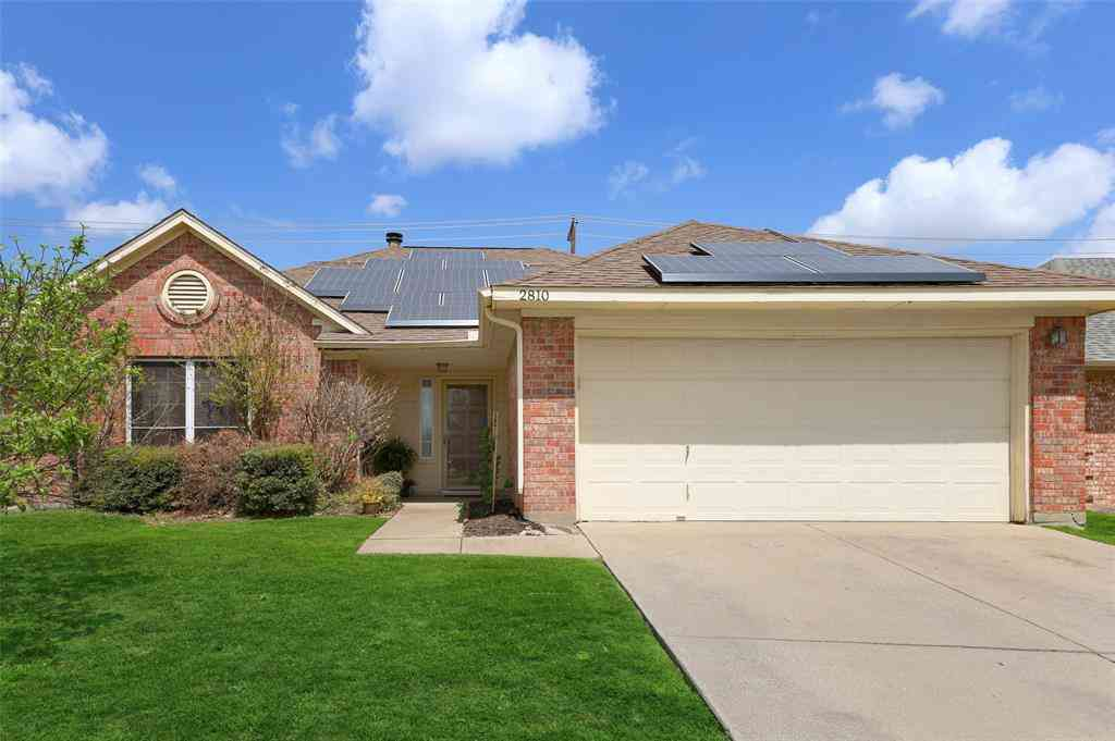 2810 Amberton Place, Euless, TX, 76040,