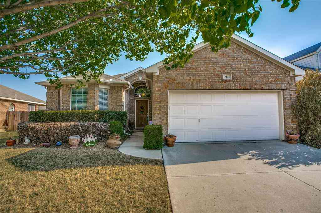 2140 Carlotta Drive, Fort Worth, TX, 76177,
