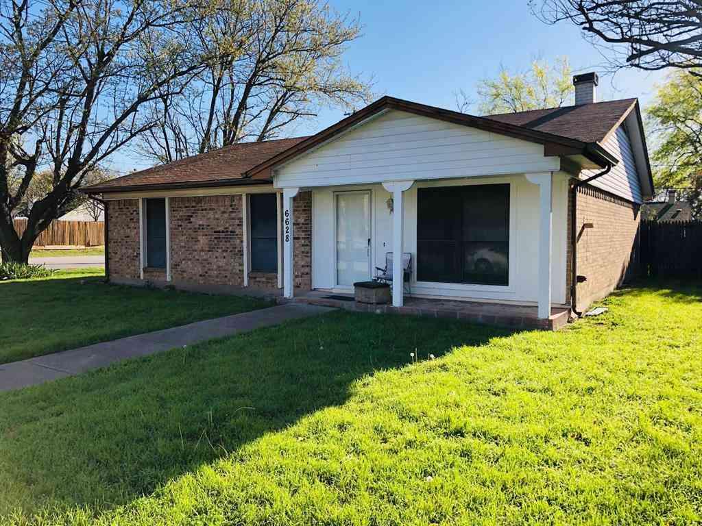6628 Brookdale Drive, Watauga, TX, 76148,