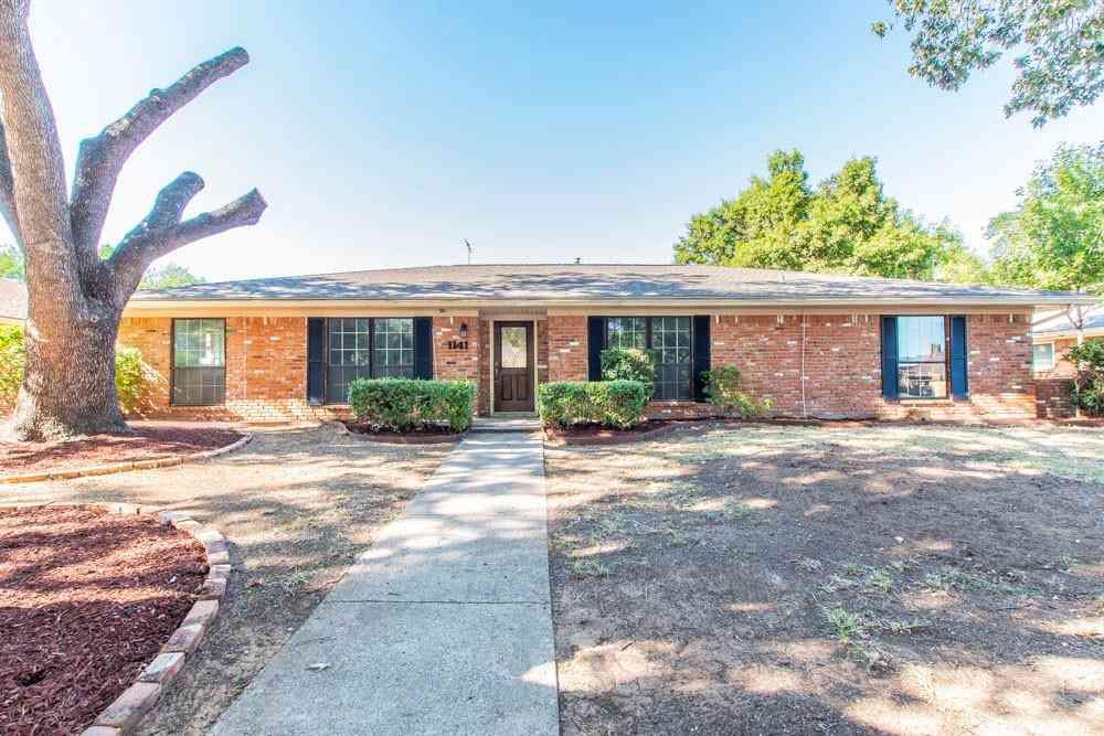 1141 Grove Drive, Lewisville, TX, 75077,
