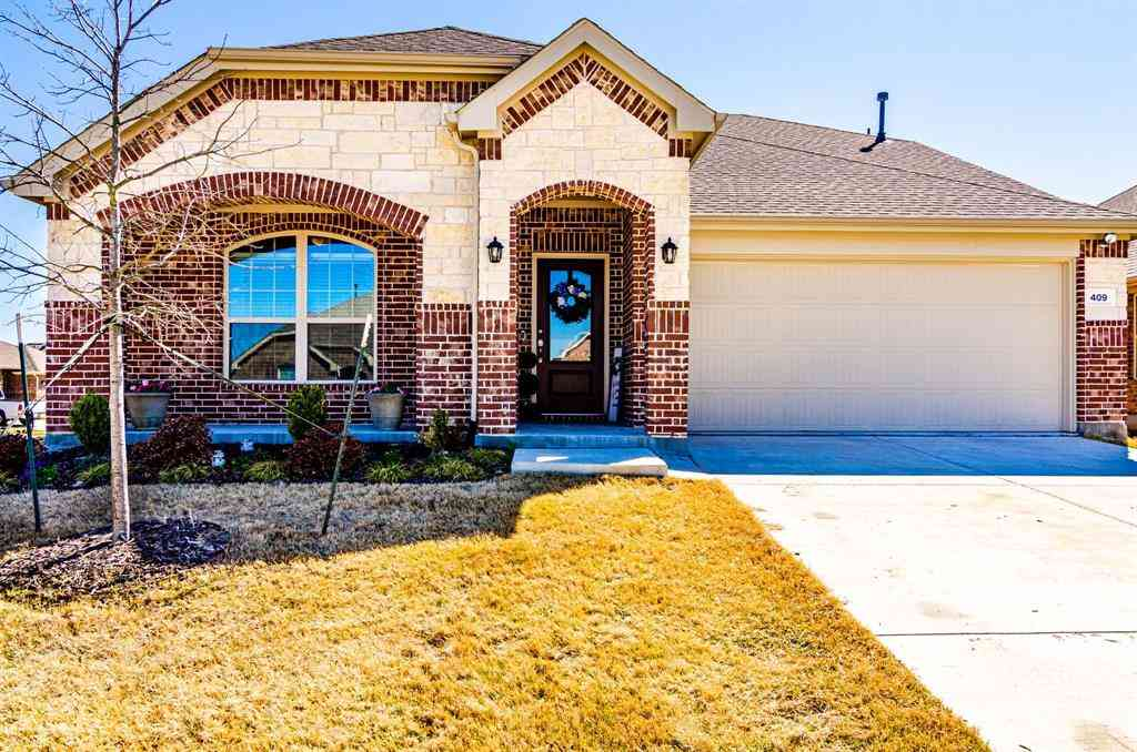 409 Brook View Court, Anna, TX, 75409,