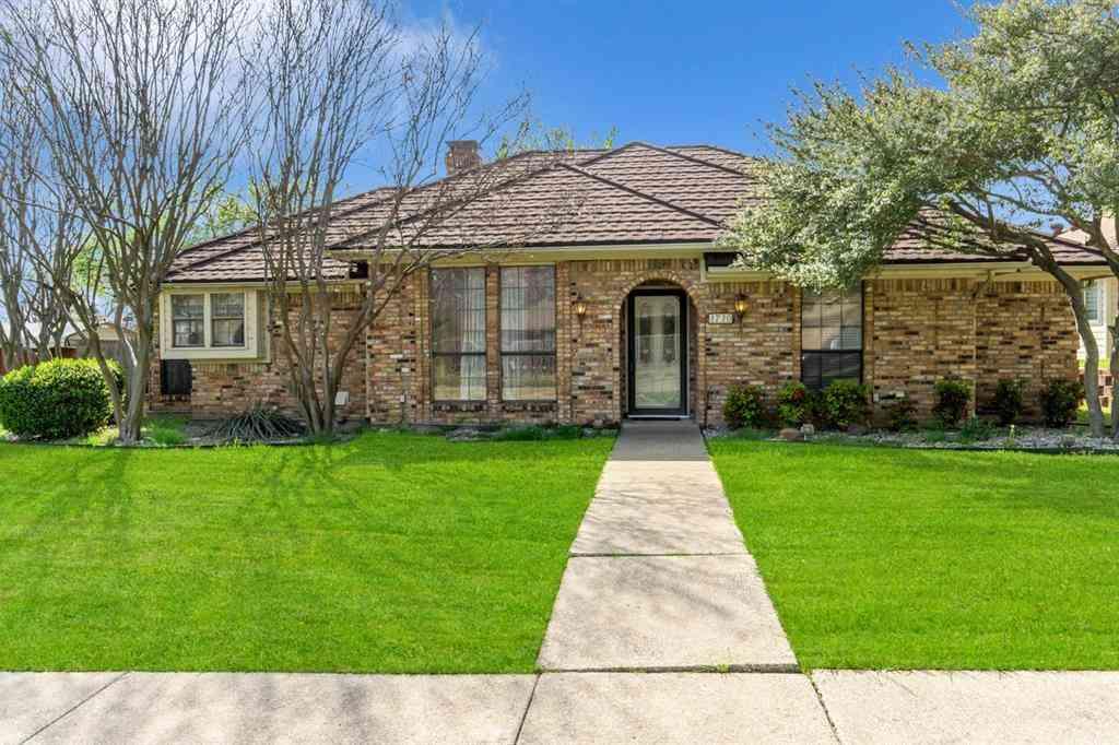 1710 Blain Drive, Rowlett, TX, 75088,