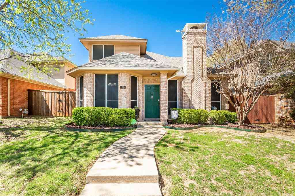 1724 Creekbend Drive, Lewisville, TX, 75067,