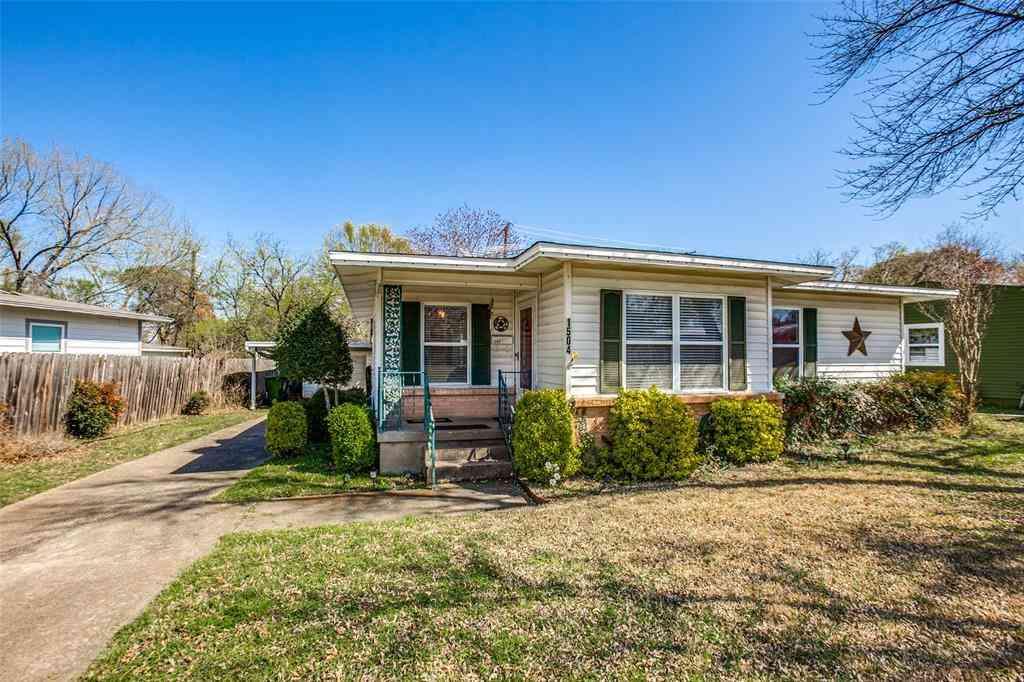 1504 Hilltop Drive, Garland, TX, 75042,