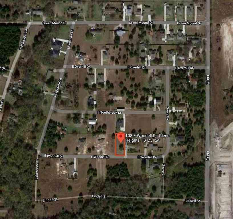 108 E Woodell Drive, Glenn Heights, TX, 75154,