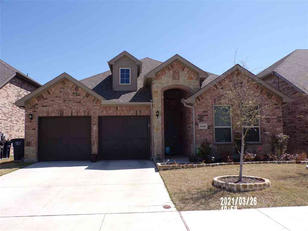 8240 Pine Meadows Drive, Fort Worth, TX, 76244,
