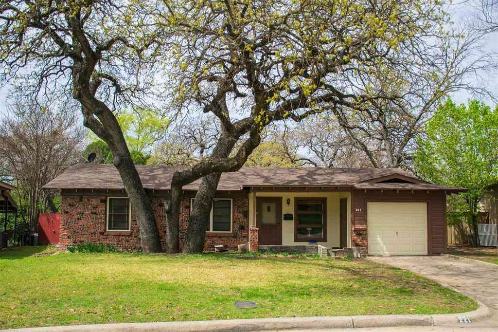 221 Wanda Way, Hurst, TX, 76053,