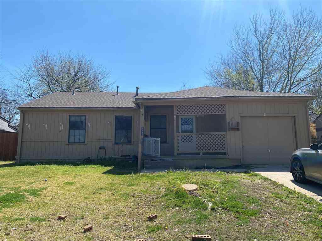 1617 Carswell Terrace, Arlington, TX, 76010,