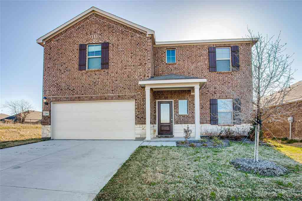 2501 Breccia Drive, Fort Worth, TX, 76108,