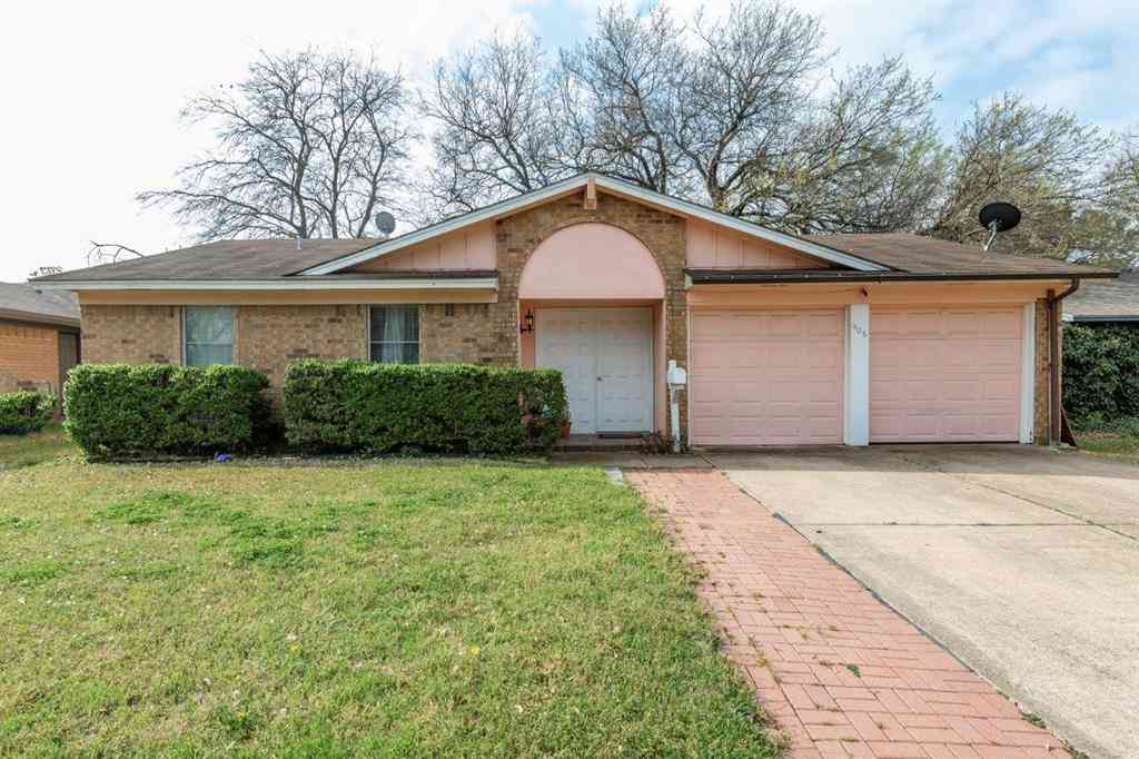 1406 Meadow Way, Garland, TX, 75042,