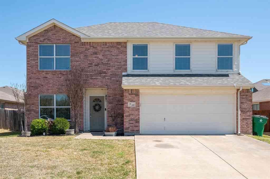 209 Belmont Park Drive, Ponder, TX, 76259,