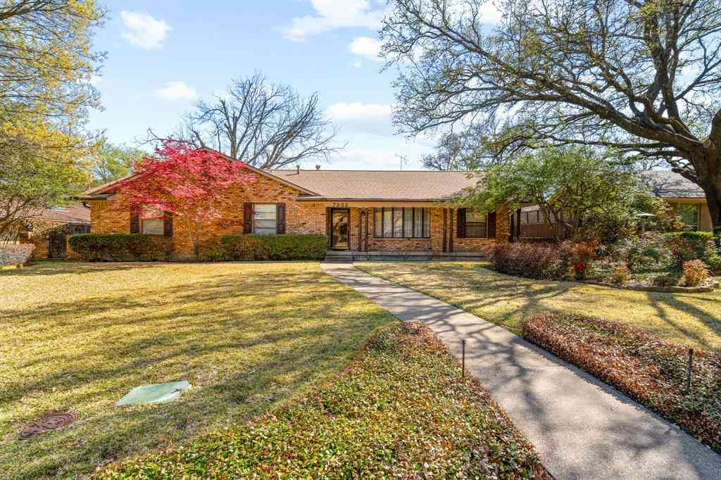 7932 Hillfawn Circle, Dallas, TX, 75248,