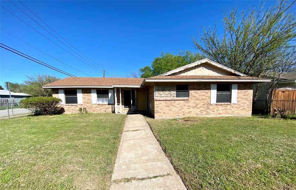 701 Tuskegee Street, Grand Prairie, TX, 75051,