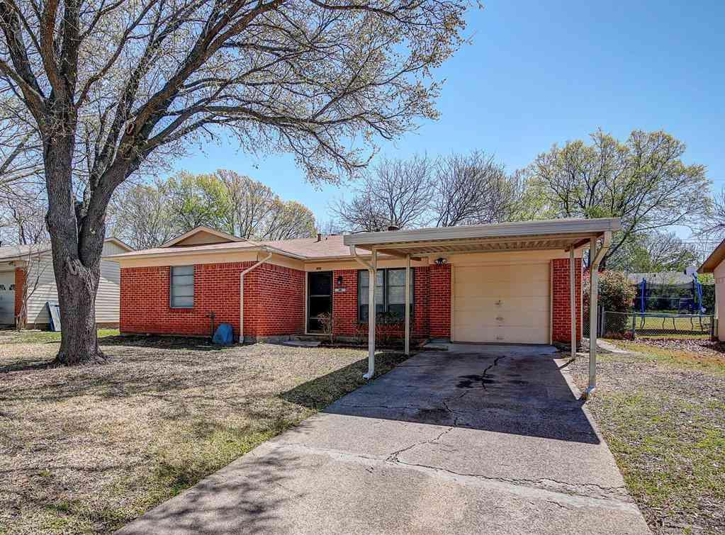 1312 Barbara Street, Mesquite, TX, 75149,