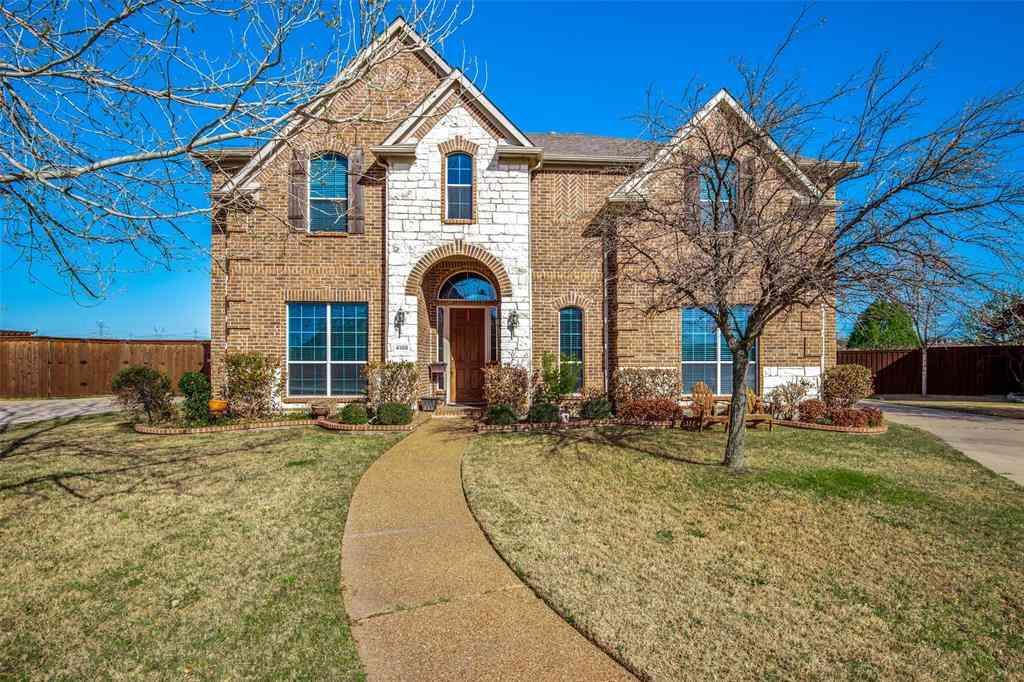 4108 Saginaw Lane, Carrollton, TX, 75010,