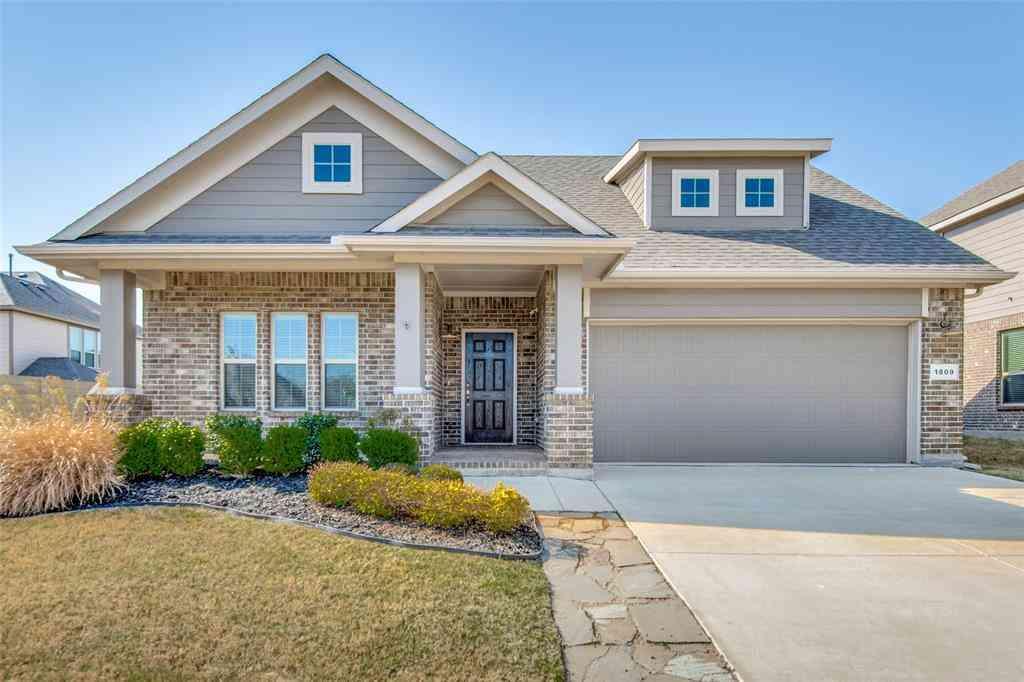 1809 Quail Lane, Northlake, TX, 76226,
