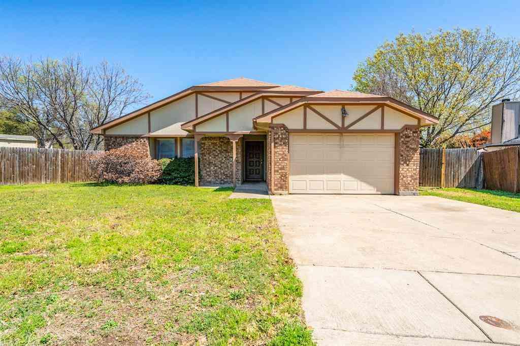 9005 Gainsborough Court, Fort Worth, TX, 76134,