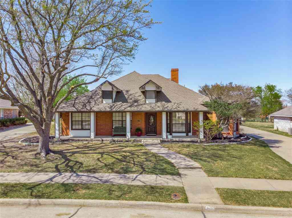 4309 Lake Hill Drive, Rowlett, TX, 75089,