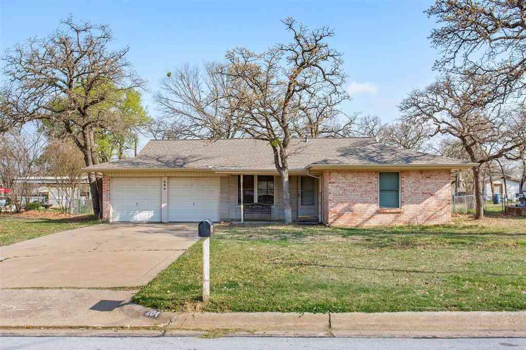 204 W Mistletoe Drive, Kennedale, TX, 76060,