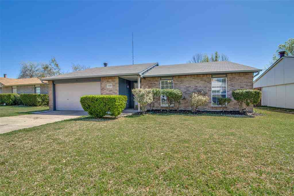 5910 Lakecrest Drive, Garland, TX, 75043,