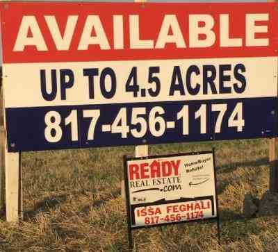 9100 NW US Highway 287 Highway, Fort Worth, TX, 76177,