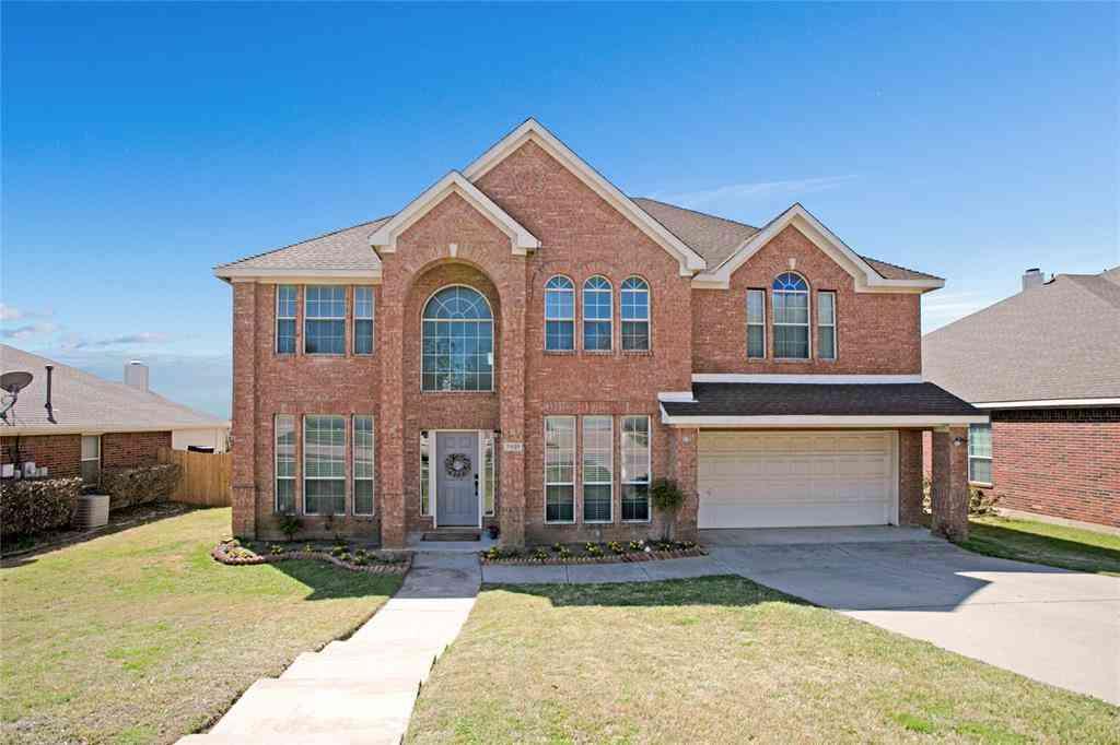 7921 Boylston Drive, Fort Worth, TX, 76137,