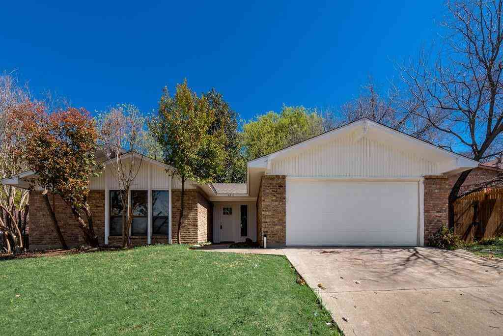 6311 Orchard Hill Drive, Arlington, TX, 76016,