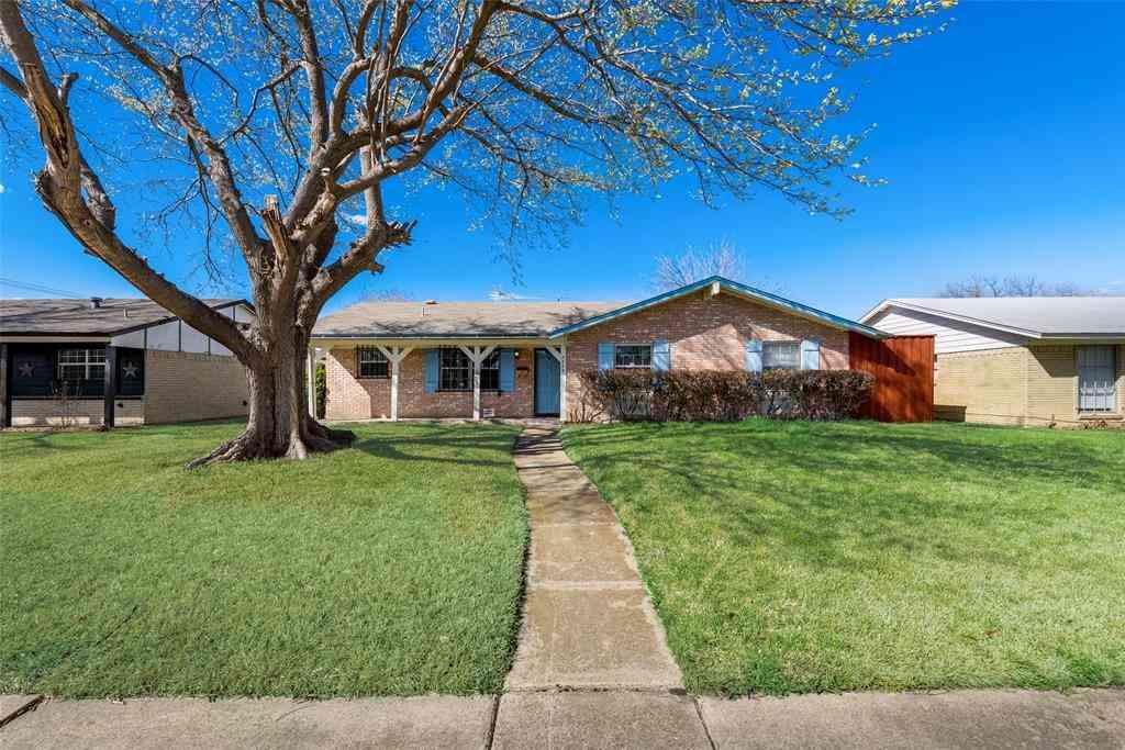 3929 Burning Tree Lane, Garland, TX, 75042,