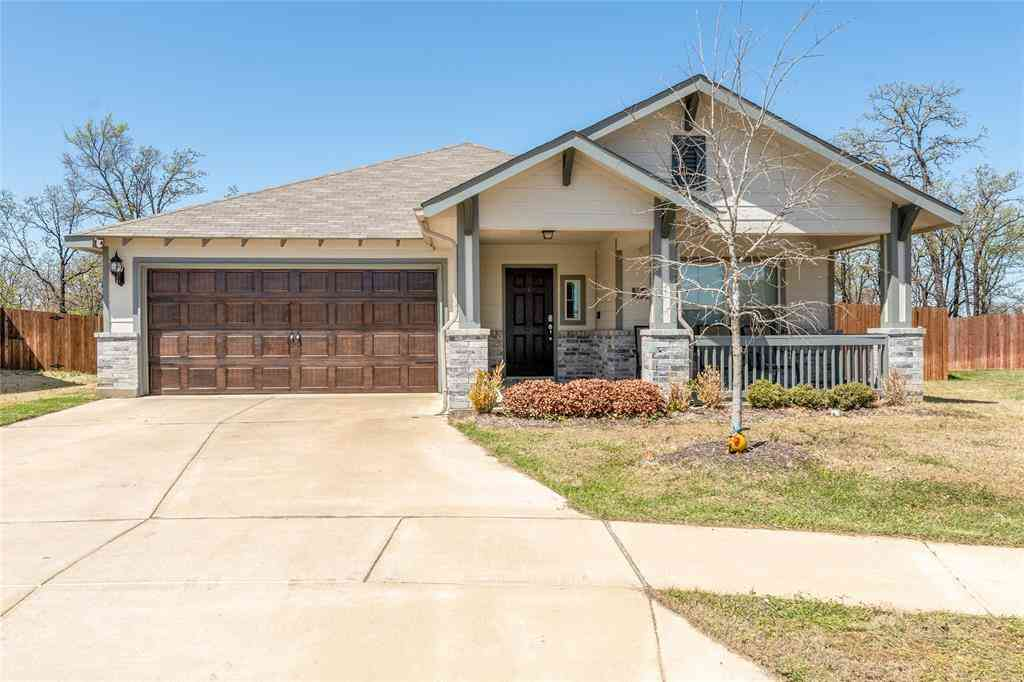 332 Daleview Drive, Kennedale, TX, 76060,