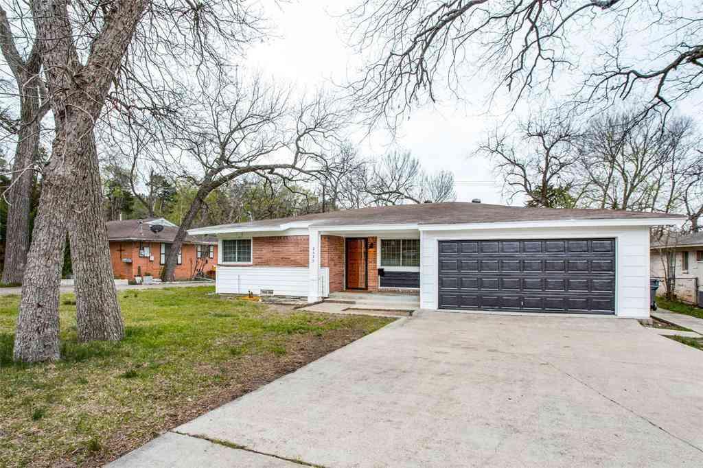 2535 Santa Cruz Drive, Dallas, TX, 75227,