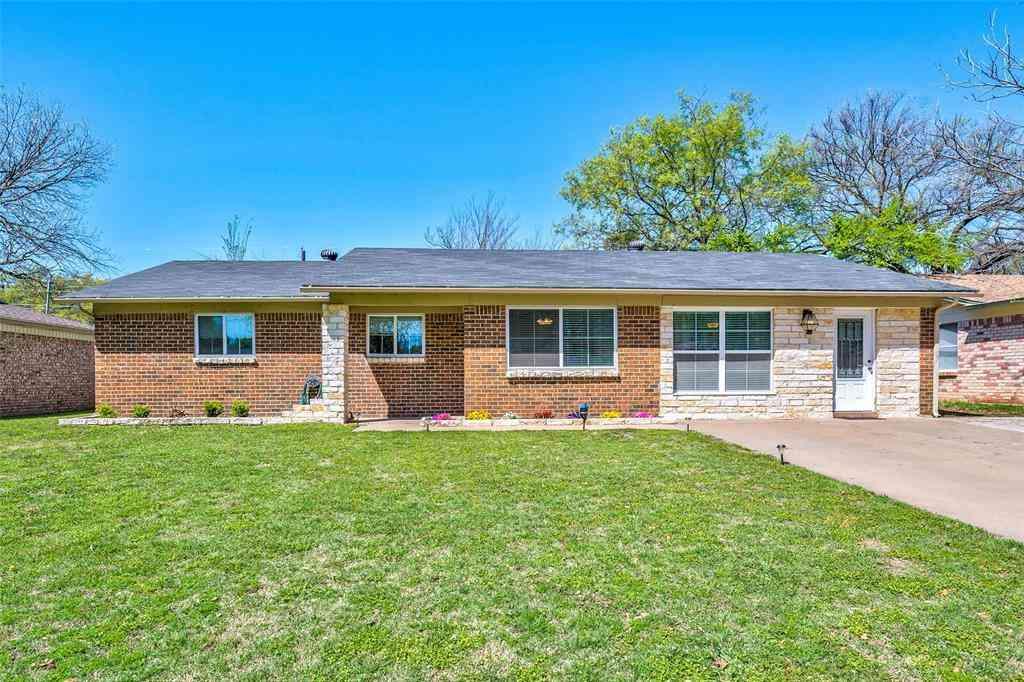 1205 Norwood Drive, Hurst, TX, 76053,