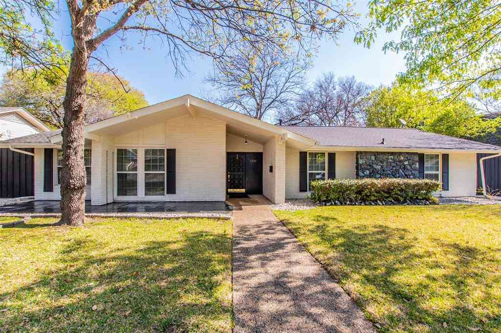 4933 Harvest Hill Road, Dallas, TX, 75244,