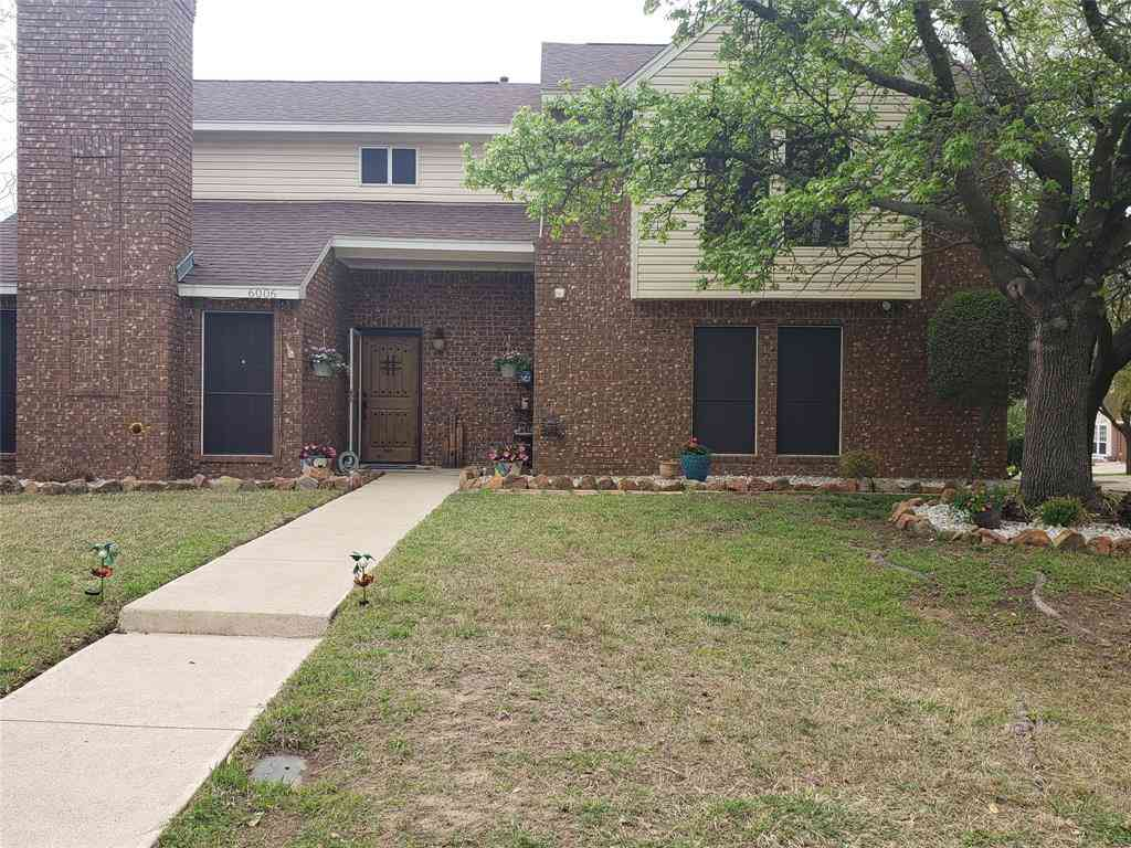 6006 Parkmeadow Drive, Arlington, TX, 76018,