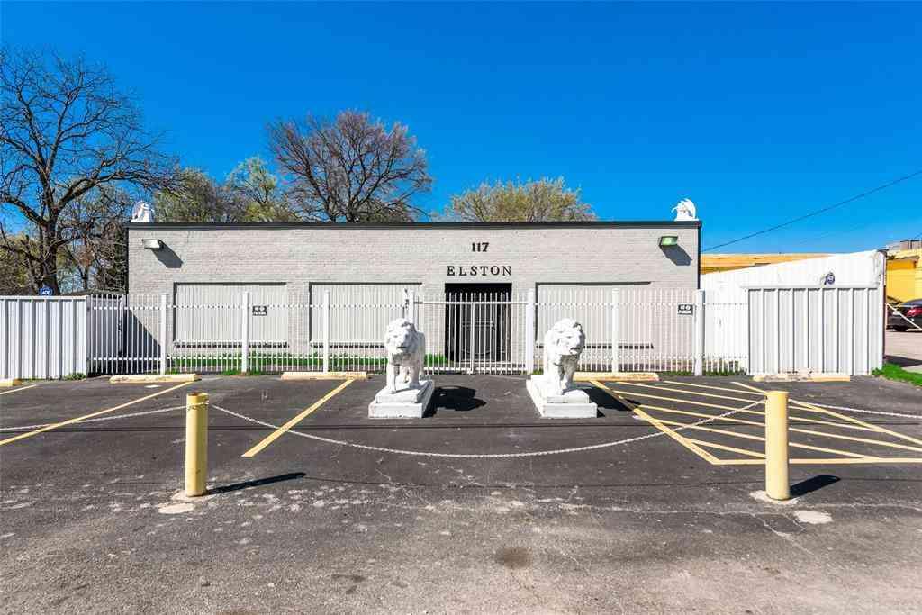 117 W Elston Drive, Dallas, TX, 75232,