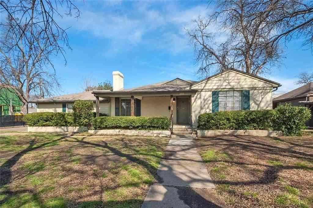 5037 Wateka Drive, Dallas, TX, 75209,