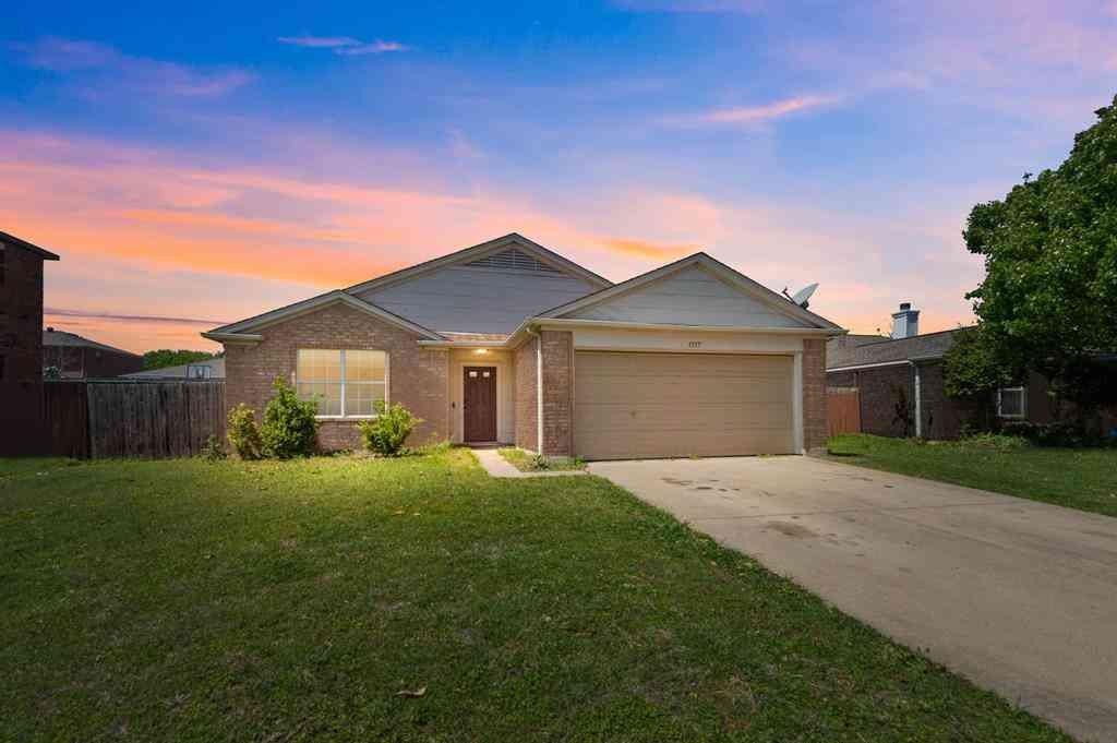 1517 Heritage Boulevard, Glenn Heights, TX, 75154,