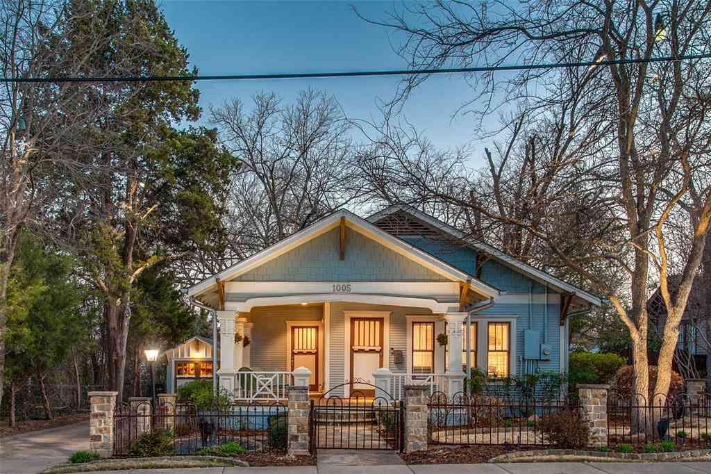 1005 W Hunt Street, Mckinney, TX, 75069,