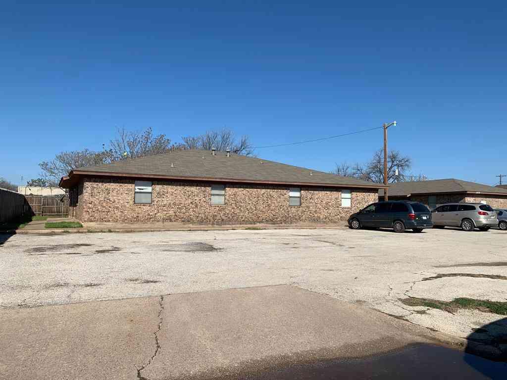 1250 Elm Street, Abilene, TX, 79602,