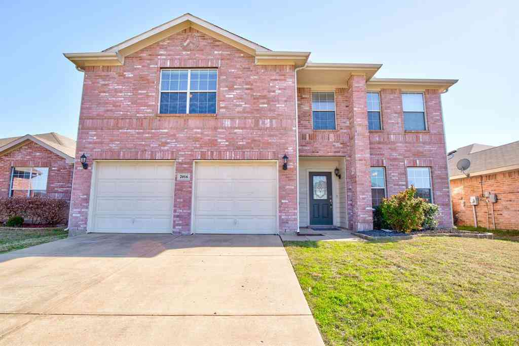 2016 Valley Forge Trail, Fort Worth, TX, 76177,