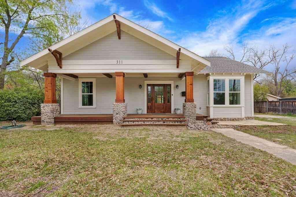 311 Pacific Avenue, Terrell, TX, 75160,
