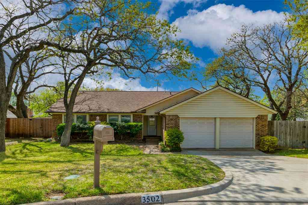 3502 Cabotwood Court, Arlington, TX, 76015,