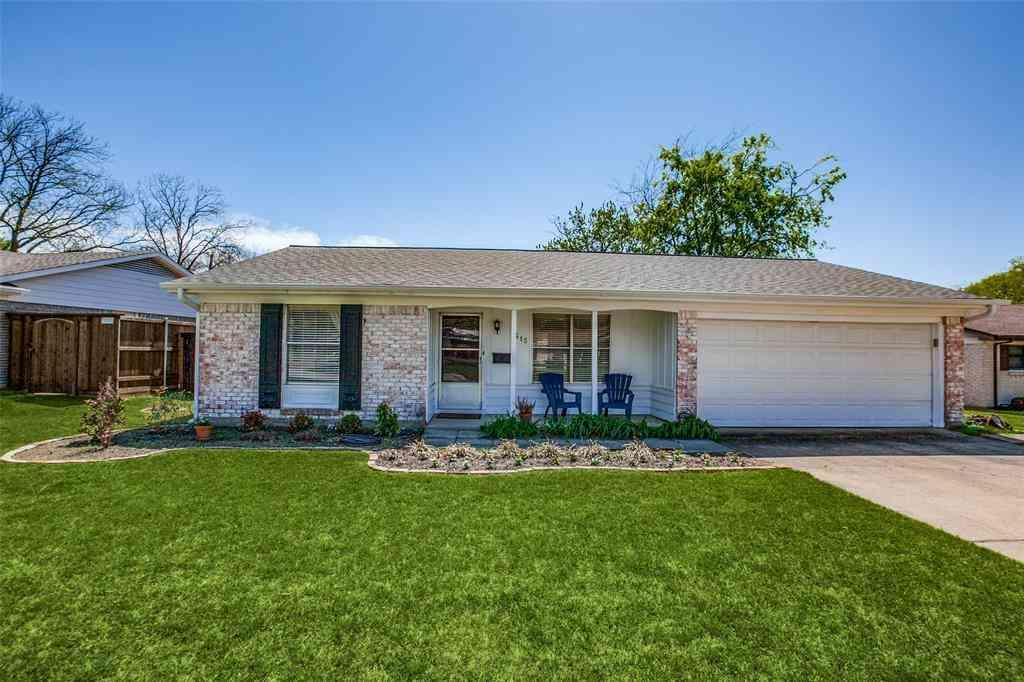 615 Cambridge Drive, Richardson, TX, 75080,