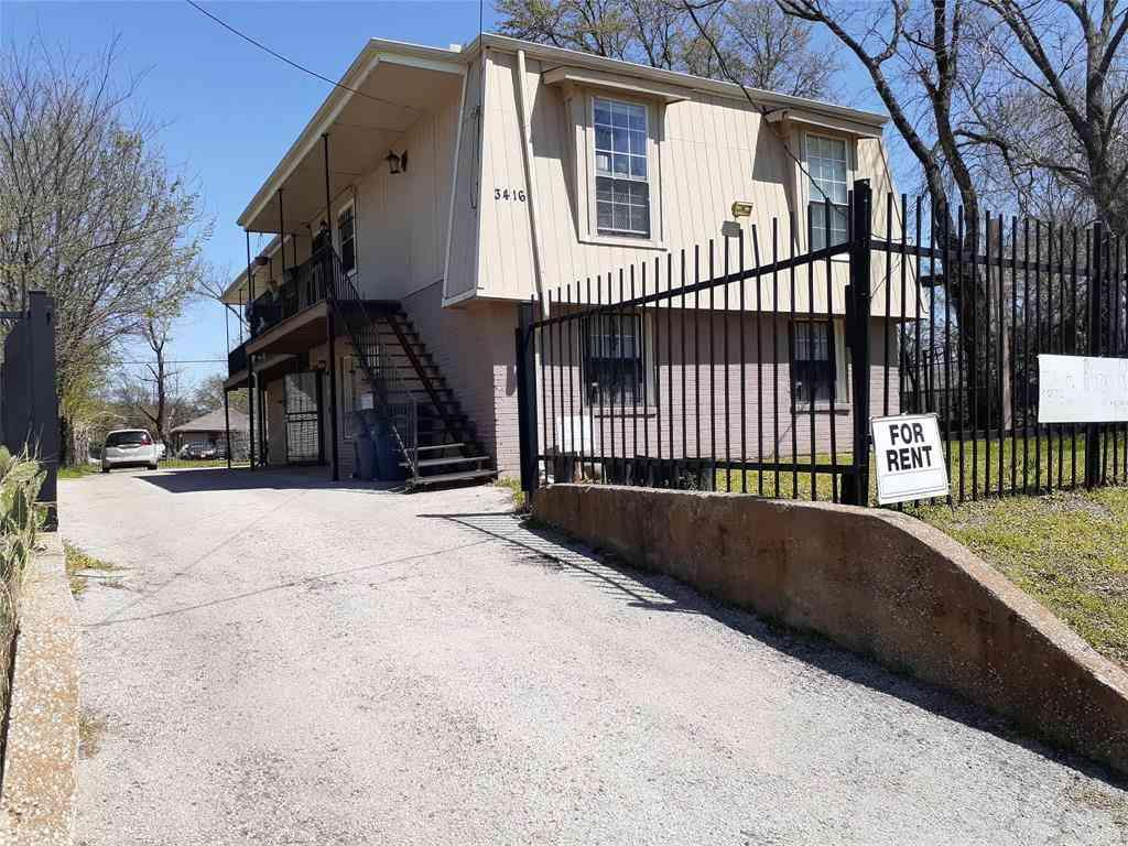 3416 WENDELKIN Street, Dallas, TX, 75215,