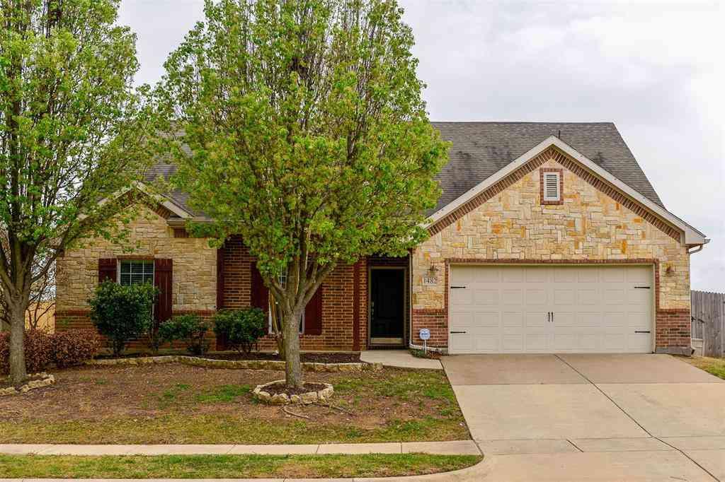 1482 Park Crest Drive, Crowley, TX, 76036,
