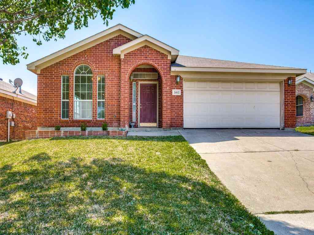 2412 Ensenada Lane, Fort Worth, TX, 76108,