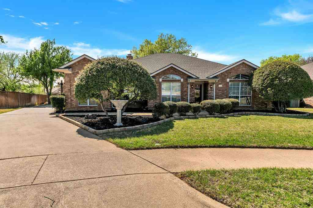 3201 Timber View Circle, Bedford, TX, 76021,