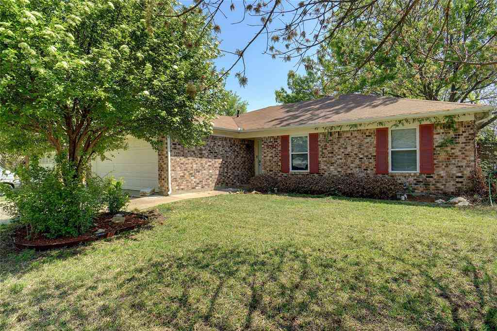 5741 Fair Wind Street, Fort Worth, TX, 76135,