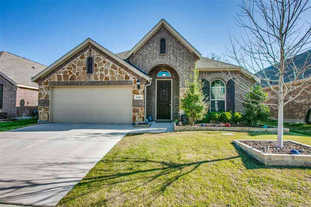 2420 Whispering Pines Drive, Fort Worth, TX, 76177,